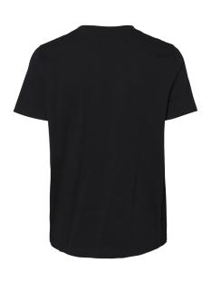 pcbess ss tee pb 17094599 pieces t-shirt black/grils girl