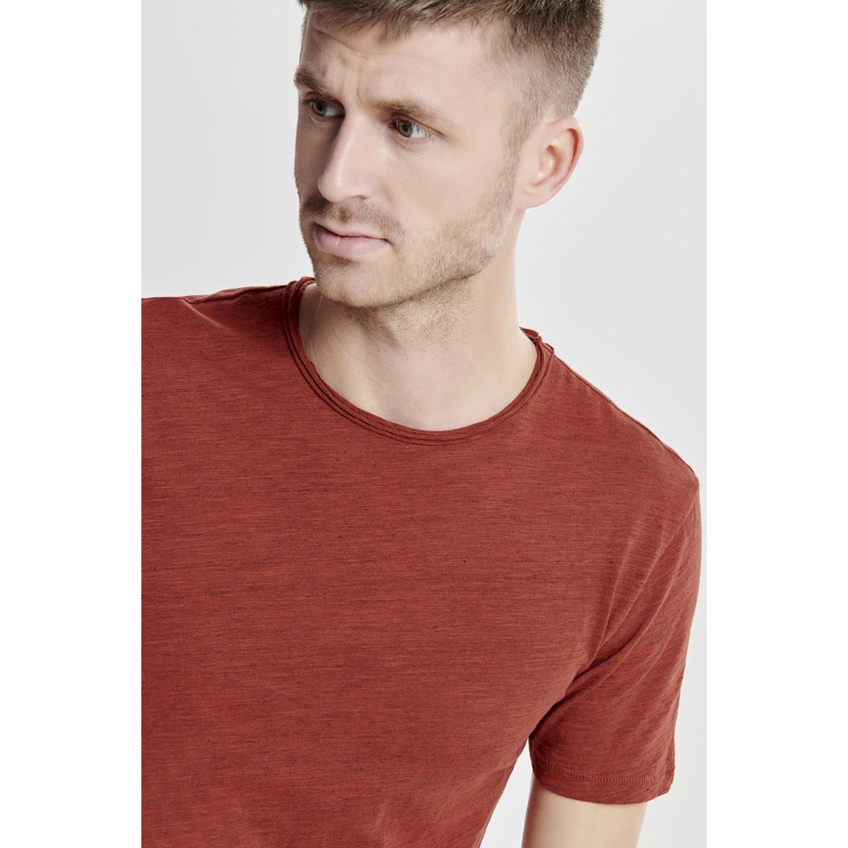 onsalbert new ss tee noos 22005108 only & sons t-shirt rooibos tea