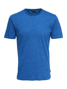 Only & Sons T-shirt onsALBERT NEW SS TEE NOOS 22005108 Imperial Blue