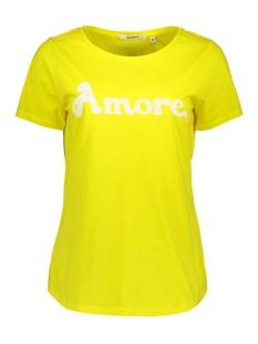 Garcia T-shirt A90001 2846 Sunny Yellow