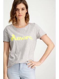 a90001 garcia t-shirt 66 grey melee