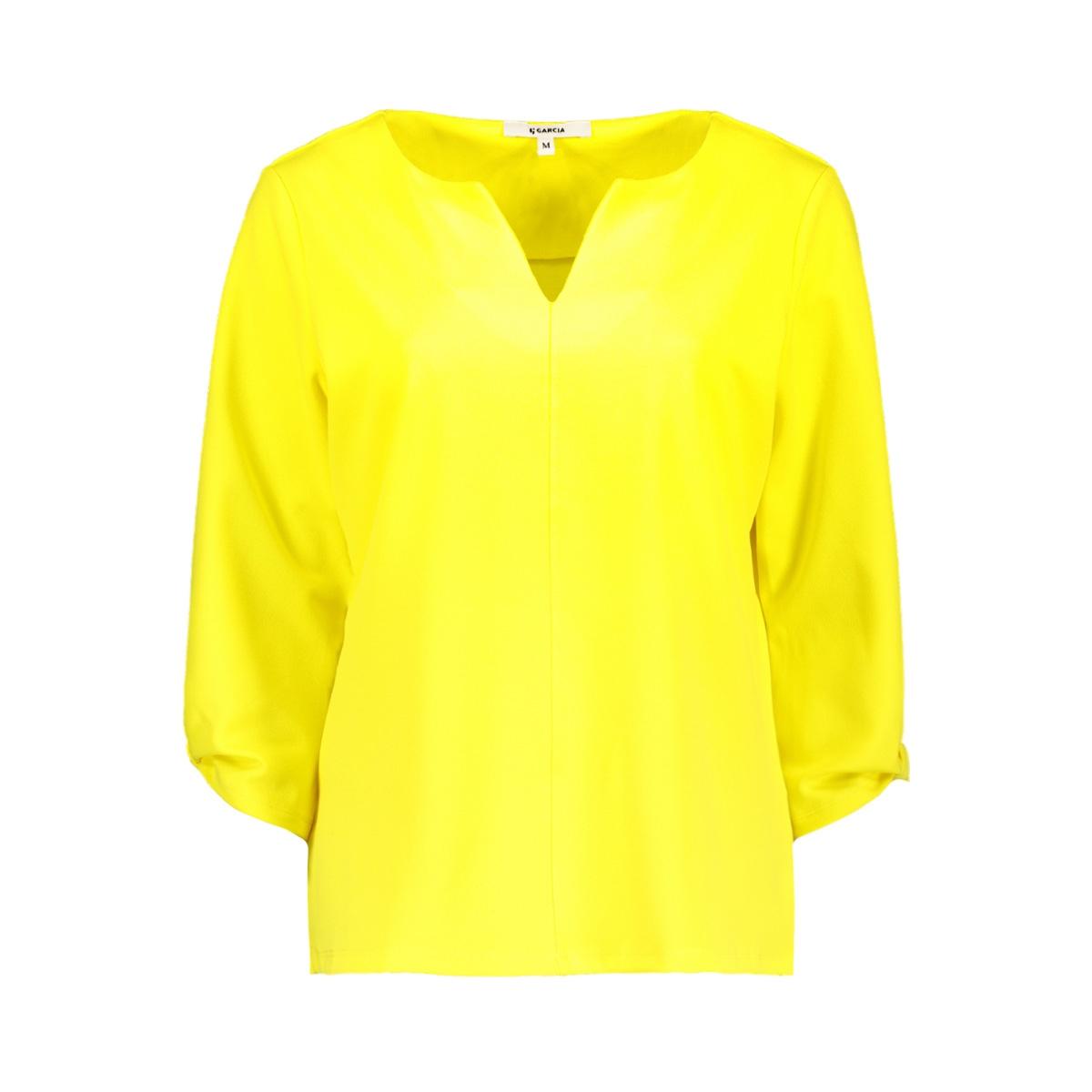 gs900102 garcia blouse 2846 sunny yellow