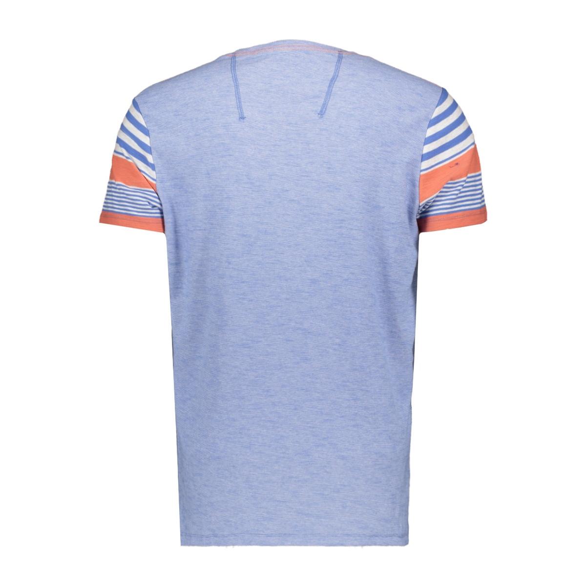 a91007 garcia t-shirt 2711 blue sea