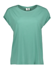 Vero Moda T-shirt VMAVA PLAIN SS TOP GA COLOR 10195724 Wasabi