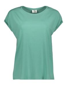 vmava plain ss top ga color 10195724 vero moda t-shirt wasabi