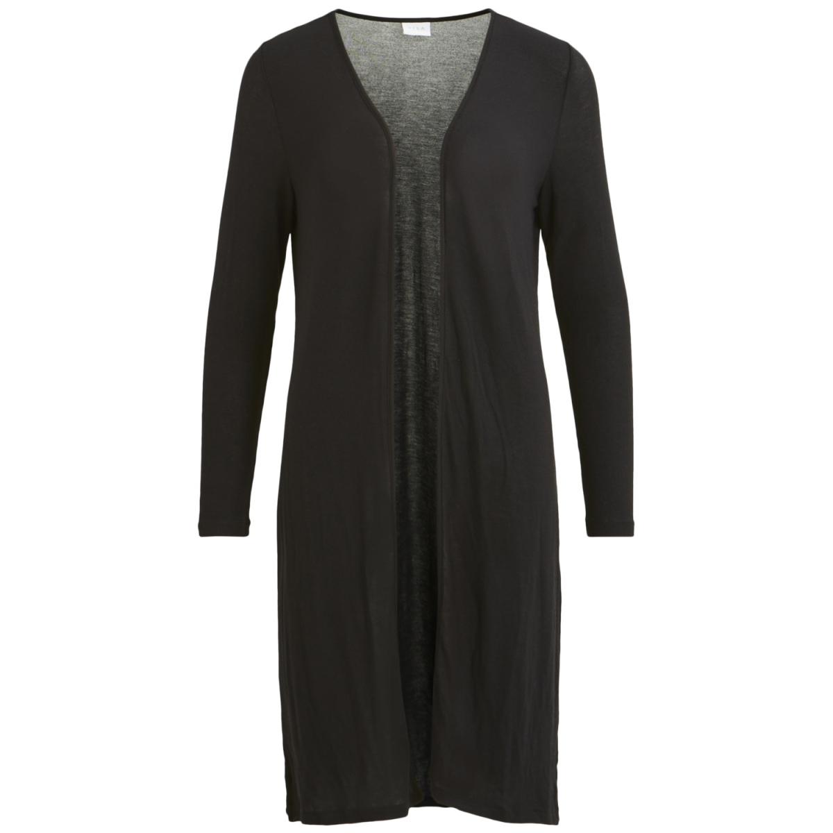 vinexa l/s cardigan - noos 14047364 vila vest black