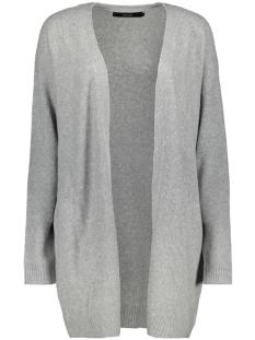 Vero Moda Vest VMDOFFY LS OPEN CARDIGAN NOOS 10201368 Light Grey Melange