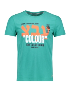 Tom Tailor T-shirt 1008849XX12 16205