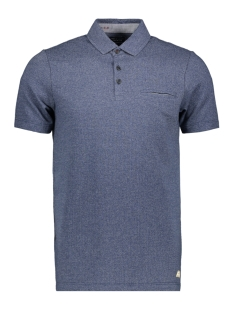 Jack & Jones Polo JPROSCAR BLU  POLO SS 12149727 Navy Blazer/SLIM FIT