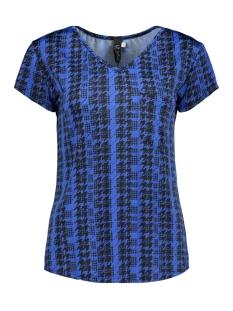 IZ NAIZ T-shirt T-SHIRT 3552 PIED DE POULE
