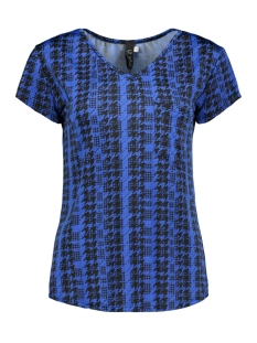 t-shirt 3552 iz naiz t-shirt pied de poule