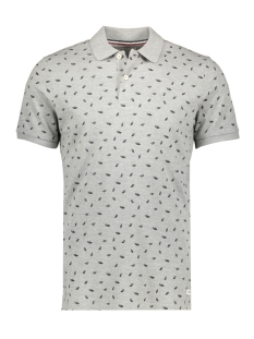 Produkt Polo PKTGMS PLAY AOP POLO SS 12149572 Light Grey Melange