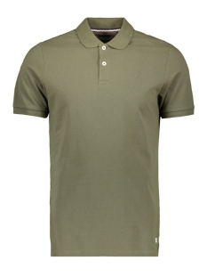Produkt Polo PKTGMS EMB POLO S/S 12139201 Dusty Olive