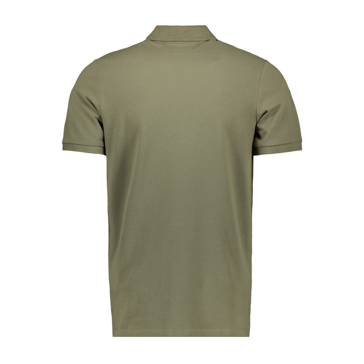 pktgms emb polo s/s 12139201 produkt polo dusty olive