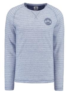 Garcia T-shirt B91214 66 Grey Melee