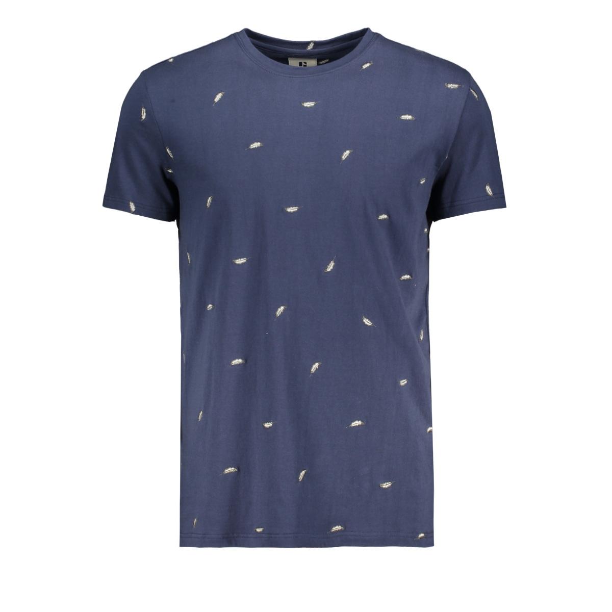 b91210 garcia t-shirt 70 marine