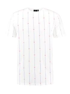 Kultivate T-shirt 1901010208 203 ecru