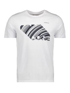 Jack & Jones T-shirt JCOBOOSTER  TEE SS  CREW NECK FEB 1 12160595 White/SLIM