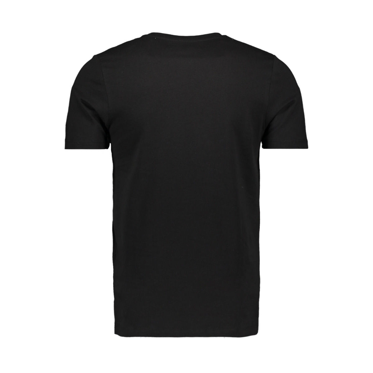 jcobooster  tee ss  crew neck feb 1 12160595 jack & jones t-shirt black/slim