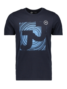 Jack & Jones T-shirt JCOBOOSTER  TEE SS  CREW NECK FEB 1 12160595 Sky Captain/SLIM