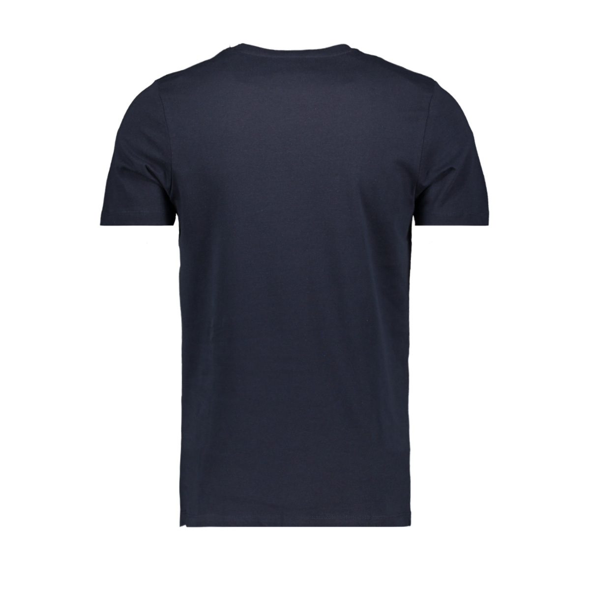jcobooster  tee ss  crew neck feb 1 12160595 jack & jones t-shirt sky captain/slim