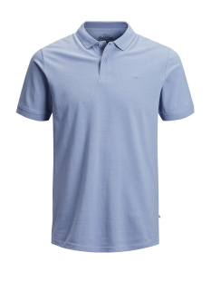 Jack & Jones Polo JJEBASIC POLO SS NOOS 12136516 Infinity/SLIM FIT
