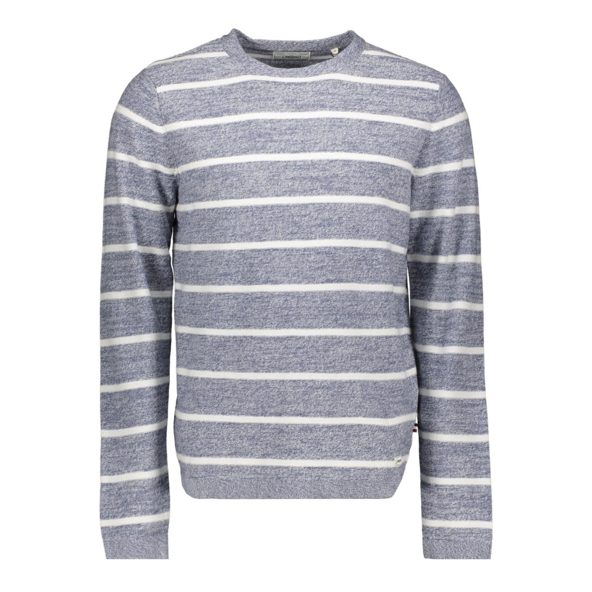 pkthnn nicolai crew neck knit 12146550 produkt trui dark denim