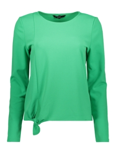 vmbettina l/s midi top jrs 10211975 vero moda t-shirt holly green