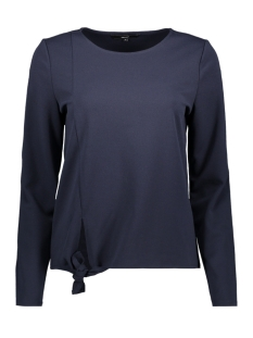 Vero Moda T-shirt VMBETTINA L/S MIDI TOP JRS 10211975 Night Sky