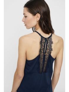 vmmilla s/l lace top noos 10185863 vero moda top navy blazer