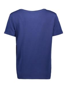 vmdina s/s v-neck vma 10199009 vero moda t-shirt twilight blue