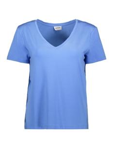 Vero Moda T-shirt VMDINA S/S V-NECK VMA 10199009 Granada Sky
