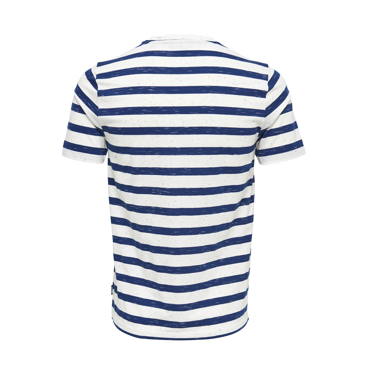 onselky stripe ss tee 22012161 only & sons t-shirt dress blues
