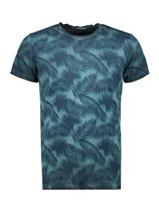 NO-EXCESS T-shirt 90350215 157 DK Seagreen