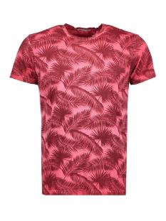 NO-EXCESS T-shirt 90350215 182 DK Cherry