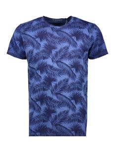 NO-EXCESS T-shirt 90350215 136 Indigo Blue