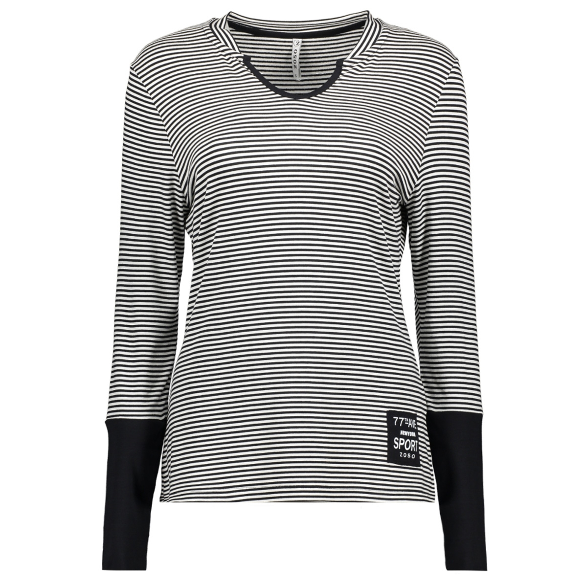 ay1902 zoso t-shirt navy