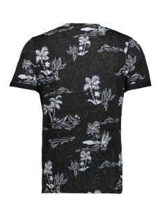 pktgms holiday aop tee ss 12149680 produkt t-shirt black