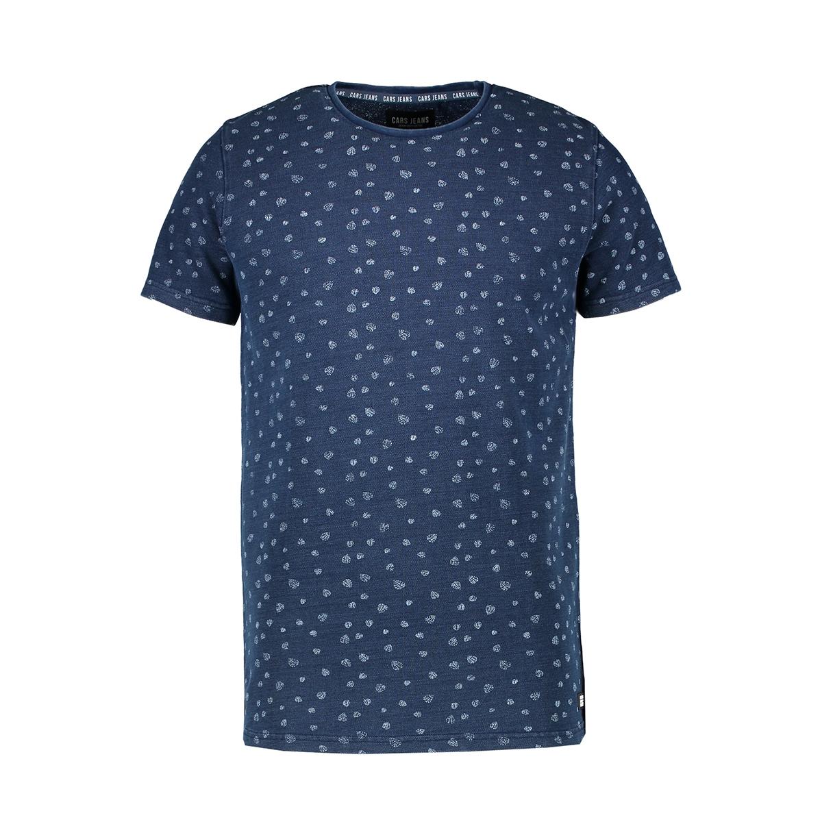 4118911 cars t-shirt indigo