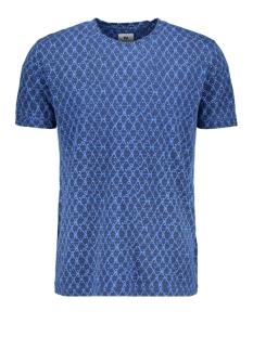 Garcia T-shirt C91006 2824 Baja Blue