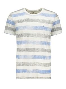 Garcia T-shirt C91005 2824 Baja Blue