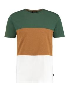 Kultivate T-shirt 1901010210 508 Brown Sugar Mel