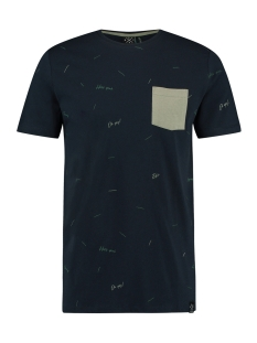 Kultivate T-shirt 1901010214 319 Dark Navy