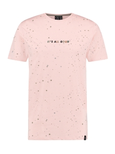 Kultivate T-shirt 1901010215 473 Pink Moon