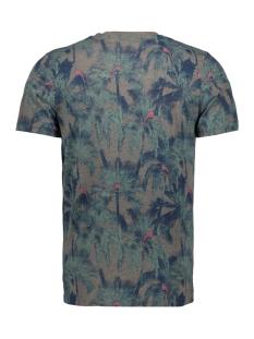 jorcrazy tee ss crew neck 12148893 jack & jones t-shirt grey melange/slim