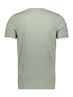 jorsummertime tee ss crew neck 12147910 jack & jones t-shirt green bay/slim