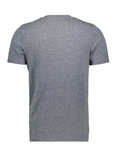 jorsummertime tee ss crew neck 12147910 jack & jones t-shirt total eclipse/slim
