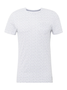 Tom Tailor T-shirt ALL OVER PRINTED SHIRT 1009915XX10 16981