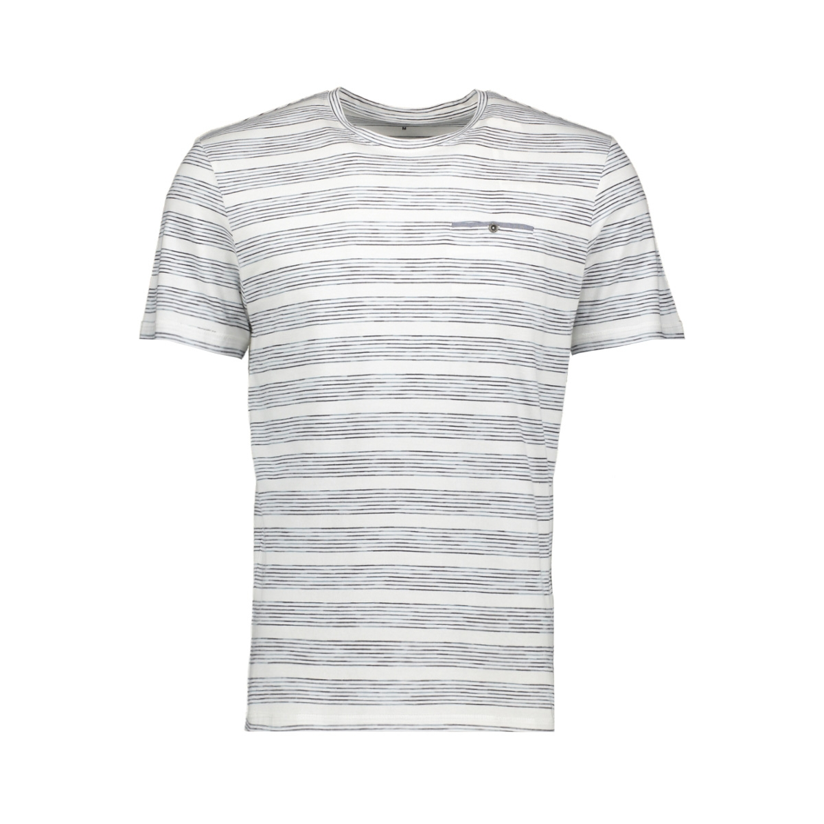striped t-shirt with pocket 1009904xx10 tom tailor t-shirt 16982