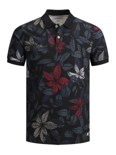 Produkt Polo PKTGMS BLOOMING AOP POLO SS 12149543 True Red
